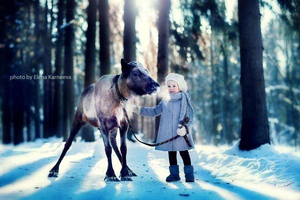 karneeva儿童摄影作品(2)