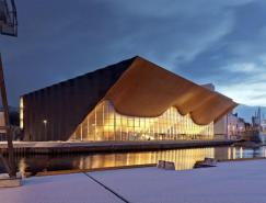 挪威Kilden表演艺术中心