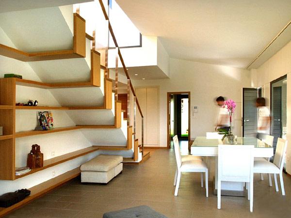30个创意楼梯存储空间设计