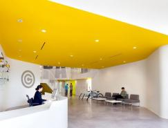 GrupoGallegos创意办公空间设计