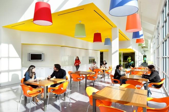 grupo gallegos创意办公空间设计(2)图片