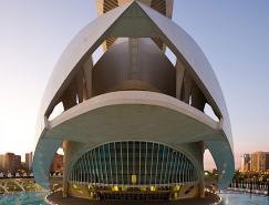 建筑欣赏:西班牙瓦伦西亚艺术科学城