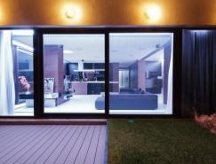 罗马尼亚简约风格公寓室内设计