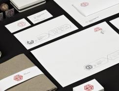 品牌设计欣赏:RAAD建筑事务所