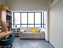 以色列特拉维夫公寓设计欣赏
