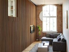 伦敦BowQuarter公寓设计