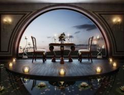 MuhammadTaher梦幻般的建筑家居效果图