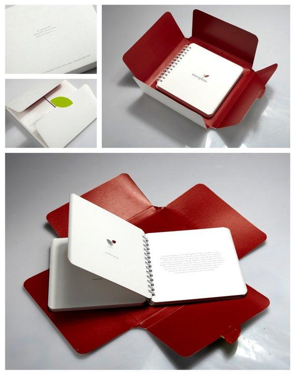 国外创意画册设计集锦(3)