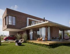 巴西CasaMaritimo住宅设计
