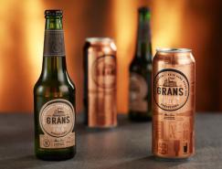 国外啤酒公司品牌设计欣赏