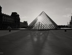 TomekJankowski巴黎黑白风光摄影