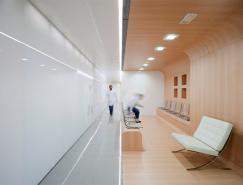 estudioarquitecturahago作品:牙科诊所内部设