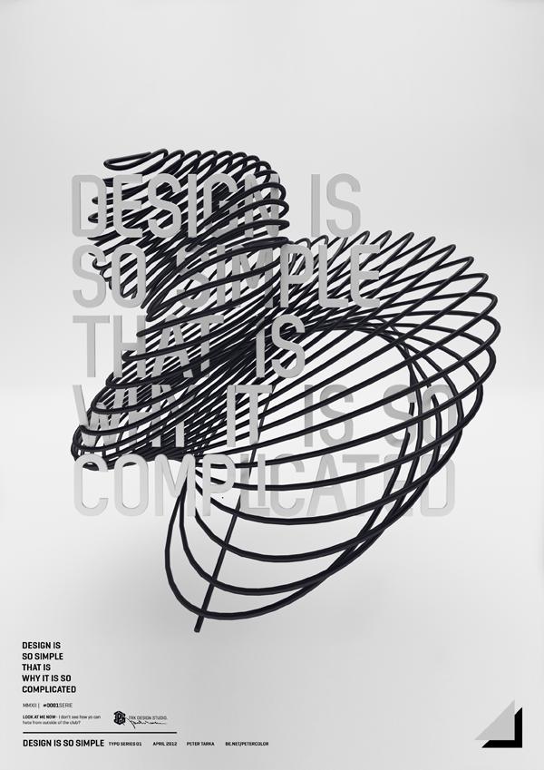 PeterTarka创意平面设计欣赏