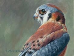 SusanLabouri动物绘画作品欣赏