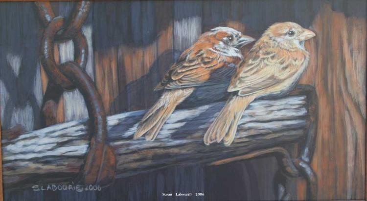 susanlabouri动物绘画作品欣赏(6)