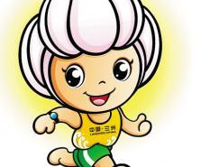 2012兰州国际马拉松赛吉祥物揭晓