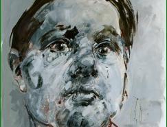 PhilippePasqua肖像画作品