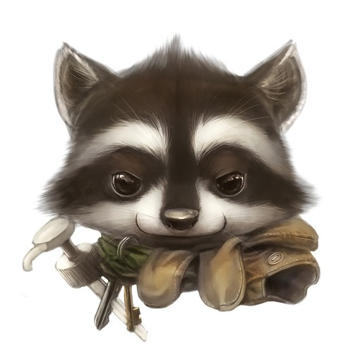 yee chong wee可爱动物卡通设计