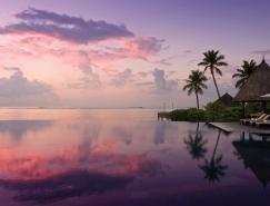 世外桃源般的美麗風光:馬爾代夫四季度假村