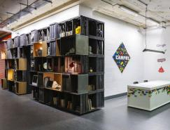 伦敦GoogleCampus室内设计