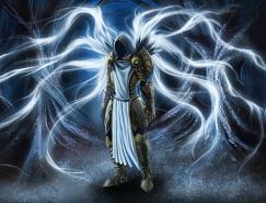 DiabloIII《暗黑破坏神3》FanArt插画欣赏