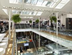 澳大利亚GeorgePattersonY&R办公室设计