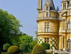 英国奢华庄园:罗斯柴尔德家族的沃德斯登庄园