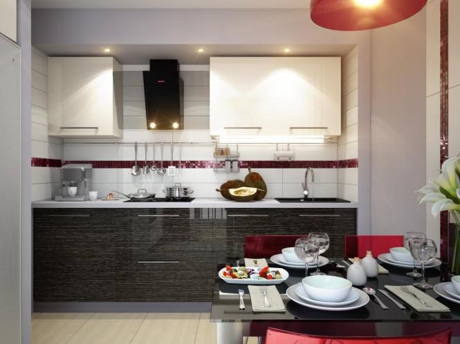 国外厨房效果图,小厨房装修效果图,开放式厨房装修效果图