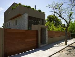 雅典Kifisia别墅设计