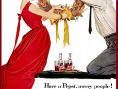 1950年代百事可乐广告欣赏