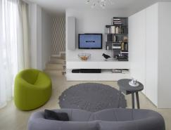 MorphoStudio:65平米复式公寓设计