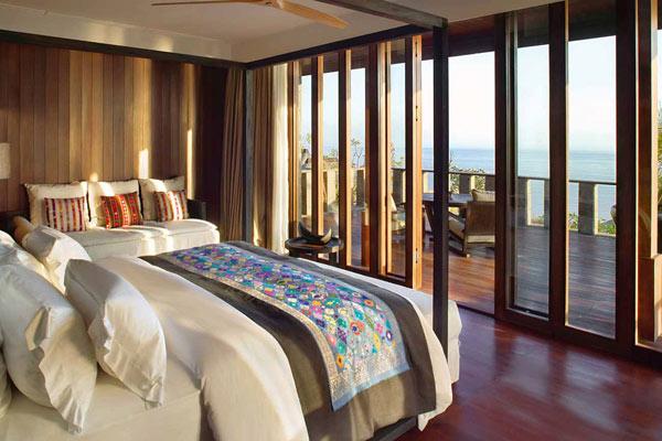 奢华的巴厘岛bulgari度假酒店(2)