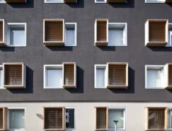 NisiMagnoni:米兰NUHotel酒店设计