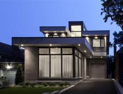 多伦多360WinnettHouse住宅设计