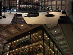 世界各地美丽的现代图书馆设计