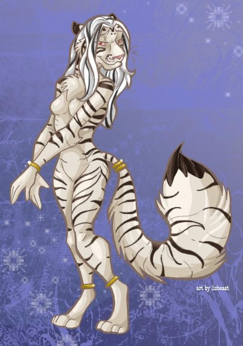 拟人化动物插画作品(6)