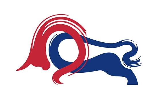 牛的logo_《7981兄弟的LOGO动物世界》马、牛、狮系列21款(2)-设计之家