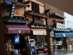 YumikoMatsui美妙的纸雕大阪城
