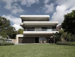 悉尼Gordons湾别墅设计