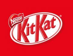雀巢KitKat(奇巧)矢量标志