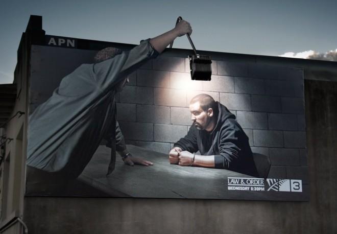 国外创意户外广告欣赏图片
