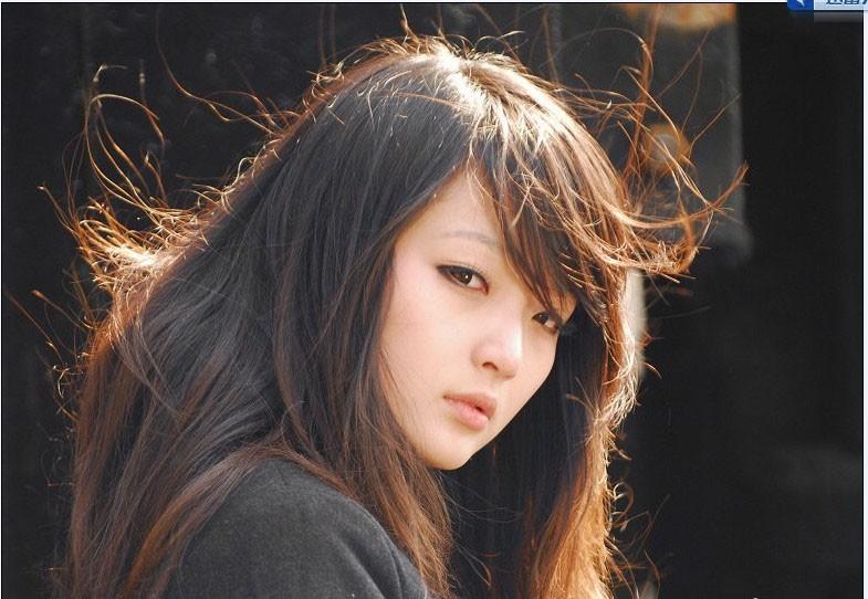 【转载】人物头发ps抠取图片