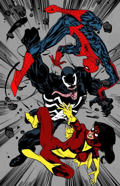 黑龙眼蛇之巢漫画