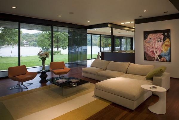 30个优雅的室内装修设计欣赏