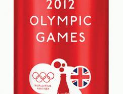 可口可乐出限量罐为奥运会美国队助威