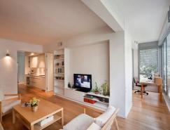 以色列特拉維夫59平米小公寓設計