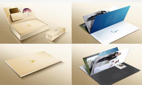 国外创意画册设计集锦(4)(5)