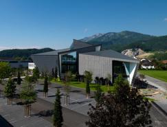 建筑欣赏:瑞士jansencampus新总部
