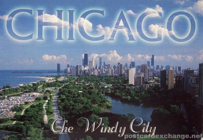 20个创意城市明信片设计