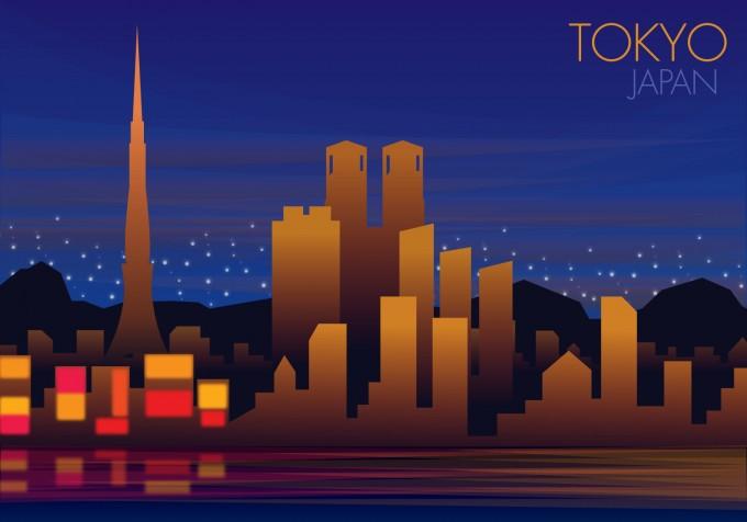 20个创意城市明信片设计(2)